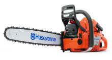 Husqvarna 570 chainsaw