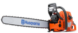 Husqvarna 390XP saw