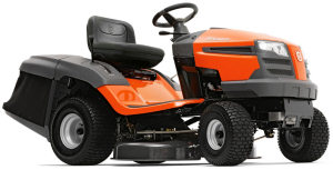 Husqvarna TC38 ride on lawnmower