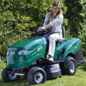 Atco GT36HK ride on mower