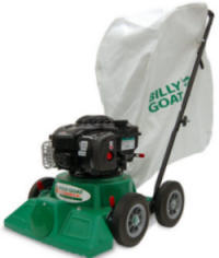 Billy goat LB352 leaf vacuum
