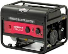 generators for sale. 196cc ohv bu0026s engine generators for sale