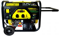 Champion generator cpg7500 dual fuel