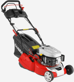 Cobra RM40SPCE key start roller lawnmower