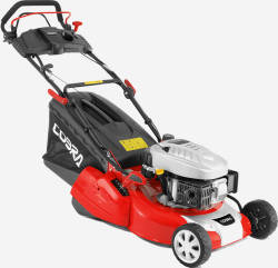 Cobra RM46SPCE electric start roller mower