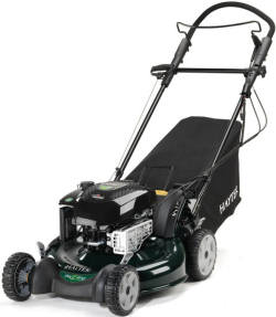 Hayter R53S lawnmower