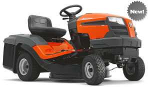 Husqvarna TC130 ride on mower