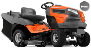 Husqvarna TC142 ride on lawnmower