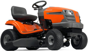 Husqvarna TS38 ride on mower