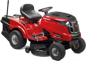 Lawn King LN165H tractor mower