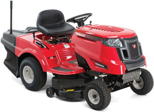 Lawn King RE125 ride on lawnmower