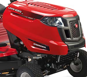 Lawn King RE130hfront