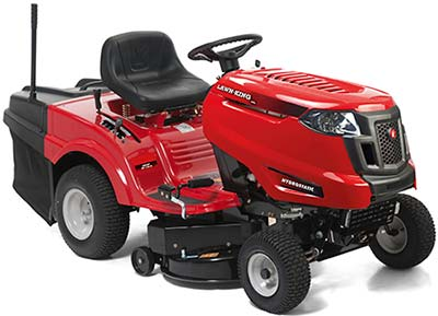 Lawn King RE130H ride on mower