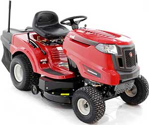 Lawn King RN145 ride on lawnmower