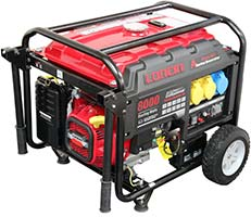 Loncin LC8000 generator for sale