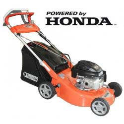 Honda engine lawnmower