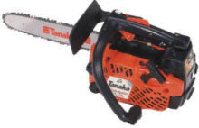 Tanaka top handle chainsaw tcs3401